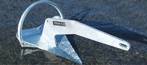 Rocna anchor